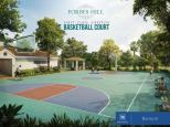 Megaworld Forbes Hill Basketball Court in Bacolod City, The Philippines
